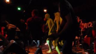 Artist vs. Poet - Damn Rough Night ('Bout Damn Time tour 4/9/10) prank timez.