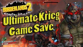 Borderlands 2 | My OP8 Ultimate Krieg Game Save