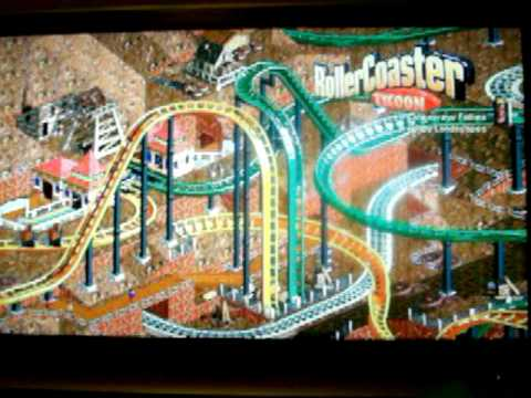 rollercoaster tycoon xbox