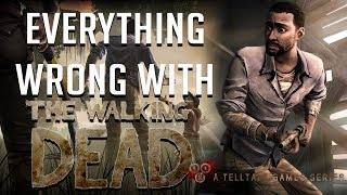 GamingSins: Everything Wrong with The Walking Dead Season 1 (Telltale Games)