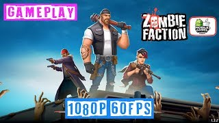Zombie Faction Survival Land Android iOS Gameplay 1080p 60fps