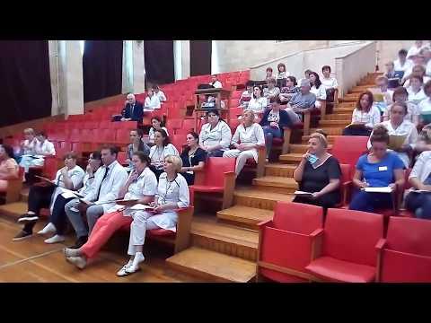 Профсоюзная конференция прошла 18 июля в Жуковской больнице
