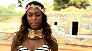 Busi Mahlangu Finalist Miss South Africa 2015