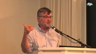Dialogmøte i Litteraturhuset – foredrag av Robert Whitaker