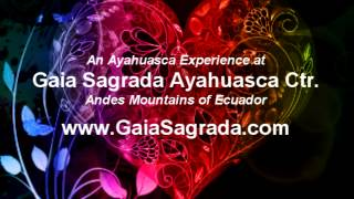 preview picture of video 'Osiris - Ayahuasca 2 experience, Gaia Sagrada Retreat Center'