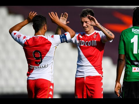 Highlights, Cercle Bruges 0-2 AS Monaco (Ben Yedder, Golovin)
