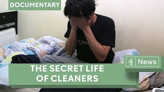 The Secret Life of Cleaners: Investigation