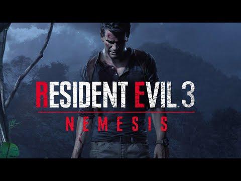 Resident Evil 3 Mods - Nathan Drake