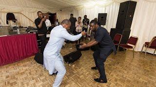 Afro Gospel Birthday Finale Dance (ft. Dayo Bello)