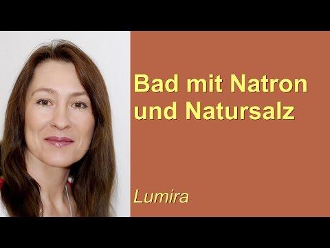 Bad mit Natron und Natursalz