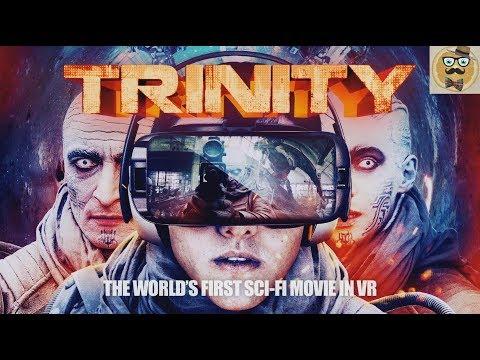 + Trinity VR + TRAILER Fantastic Live Sci-fi VR Movie + Interactive Movie! +