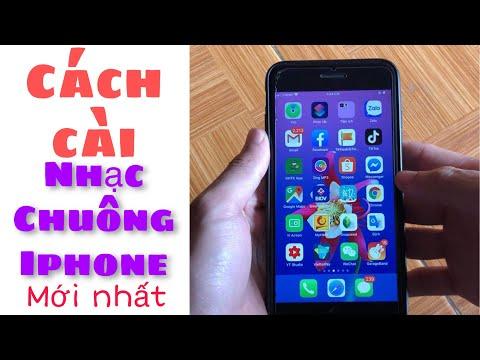 Cách Cài Nhạc Chuông Cho Iphone Mới Nhất 2020   Nguyễn Hưng Vlogs