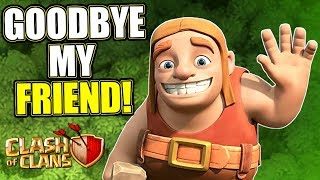 FAMOUS YOUTUBERS WHO QUIT CLASH OF CLANS FOREVER!