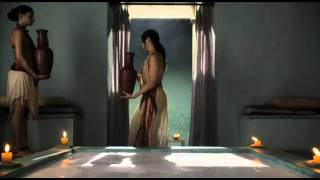 Spartacus Ep9 #2 - scena Bagno Lucrezia