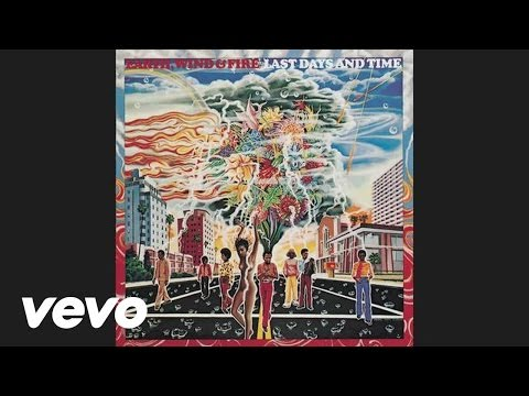 Earth, Wind & Fire - Power (Audio)