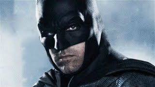 Бен Аффлек, наконец, объяснил, почему ушёл с роли Бэтмена