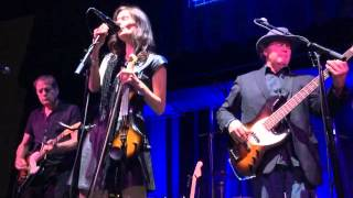 10,000 MANIACS - CLEVELAND 10/2/15 - MORE THAN THIS