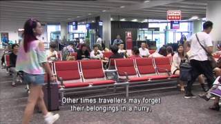 Police Report - 2014-09-06 - Topic : Crime Alert – Crime Prevention In The Airport