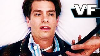 BREATHE Bande Annonce VF ✩ Andrew Garfield, Romance (2017)