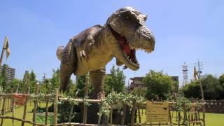2014ノリタケの森夏休みイベント「ノリタケの森に恐竜がやってきたⅡ」①