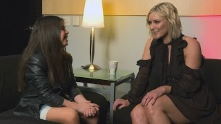 "Renee Young interviews Sophia Grace about ""Hollywood"""