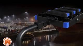 Projetores LED para Estádios