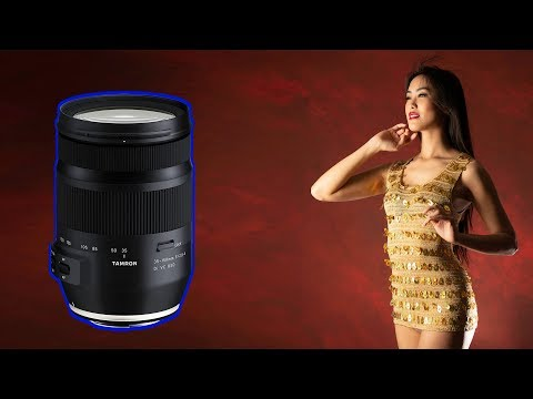 Tamron 35-150mm f2.8-f4 - Portrait Demo