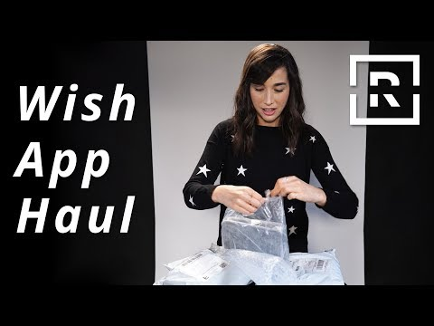 Wish Shopping App Review | Unboxed | Racked