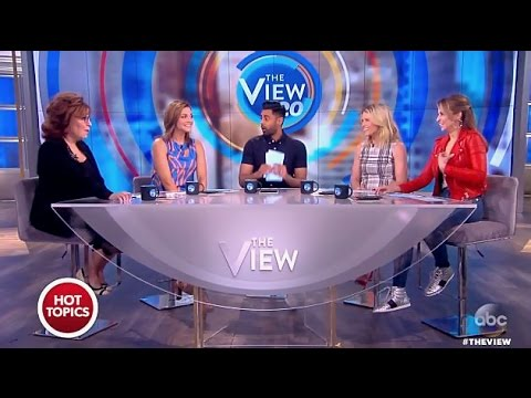 Hasan Minhaj - Co Hosts With (The View)