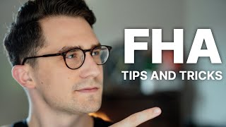 10 FHA Loan Down Payment TIPS AND TRICKS