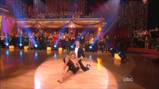 Shawn Johnson and Mark Ballas Final Dance PYT Cha Cha Cha