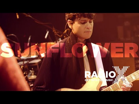 Vampire Weekend - Sunflower LIVE | Soundcheck Sessions | Radio X