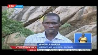 KTN Leo Wikendi: Wanajamii wa Elgeyo Marakwet walazimishwa kuishi pangoni baada ya usalama kuzidi