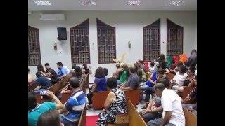 Cantata De Páscoa 2016 - Igreja Presbiteriana Em São José - SC
