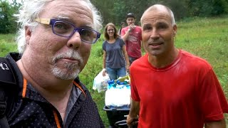"Ithaca's Tent City ""THE JUNGLE"": Living Homeless Sucks!"