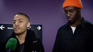 Nico & Vince On African Roots & Scandinavian Heritage | Two Tube