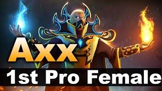 Newbee.B Axx First Pro Female vs BurNIng Super DDC Banana Dota 2