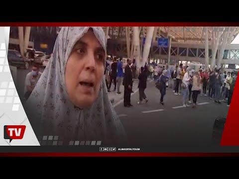 والدة بطل مصري حرمته الإصابة من المشاركة في الأولمبياد تحكى عن علاقتها بالبطلة فريال