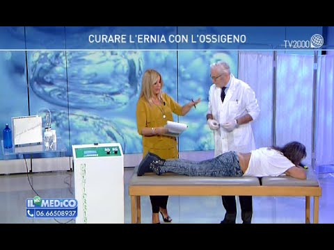 Massaggiatore cuscino con osteocondrosi