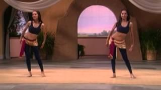 Урок восточного танца живота для похудения - Видео онлайн