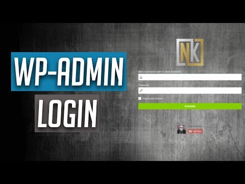Die /wp-admin Login Bzw. Seite/Page Anpassen -  Customize WordPress Login Page | Plugin Review Mp3