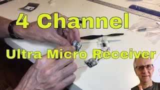 4 Channel Ultra Micro Receiver