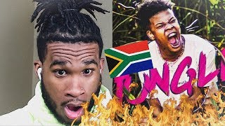 NASTY C - JUNGLE | REACTION VIDEO