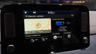 Genève 2018 – A bord du Hyundai Kona électrique