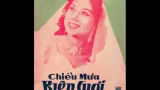 Chiều Mưa Biên Giới (Nguyễn Văn Đông) Thanh Thúy (Dĩa Hát Tân Thanh 1-861 - Pre 1975)