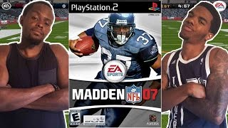 WATCH THE COOKIE CRUMBLE! - Madden NFL 07 (PS2)   #ThrowbackThursday ft. Juice