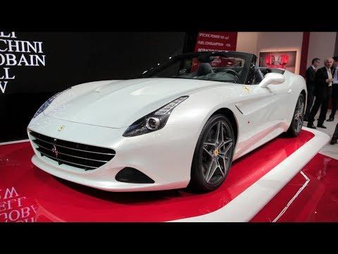 2015 Ferrari California T - 2014 Geneva Motor Show