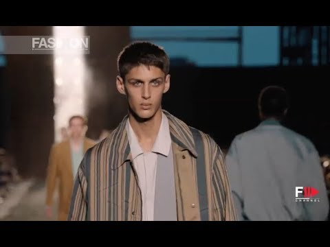 ERMENEGILDO ZEGNA Spring Summer 2020 Menswear Milan - Fashion Channel