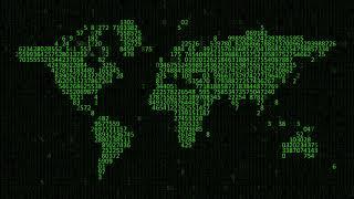 Digital World Ultra Hd   Royalty free footages   matrix copyright free video