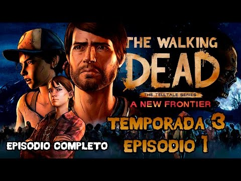 Gameplay de The Walking Dead: A New Frontier Complete Season